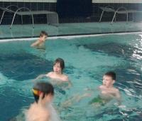 Schwimmwettkampf Bernburg